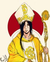 Pope Itachi plz by radfel