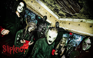 Slipknot Wallpaper 2 by L-A-M-F