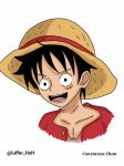 Luffy by Constanza-Chan14
