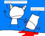 supper fury cleens up internet by super-furry