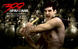 300 Spartans by paci1234
