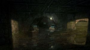 Wolfenstein - Sewer by Kuren