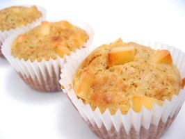 Chunky Cheese Muffins by meechan