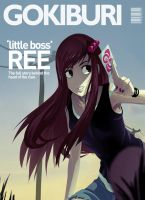 GOKIBURI little boss Ree by Marcks