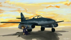 World of War planes Contest 'New Friends and quot by Zeeclaw