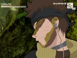 Naruto as Snake??? by DarkGX