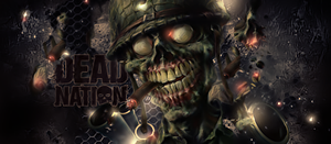Dead Nation by odin-gfx