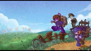 Journey to the Countryside by Porcodotranstorno