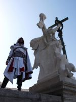 ACB-Ezio Cosplay 12_Aninite11 by LadyBad