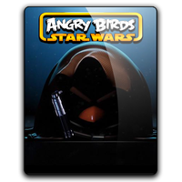 Angry Birds Star Wars Icon by dylonji