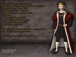 Edward II King of England 1307-1327 by TFfan234