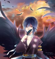 mabinogi dramatic drawing contest entry by neobirdy