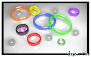 Rings by ArgentYue