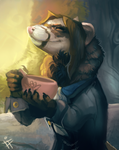 Dapperson McFerret by ALRadeck