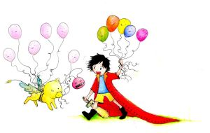ballons by jubah