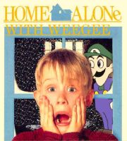 Home alone with weegee by Dotman4114