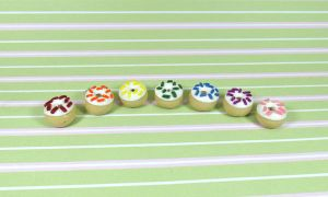 Charms: Doughnuts (Vanilla Frosted) by okapirose