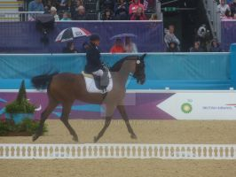 Paralympic Dressage - Germany by Belle-Vaux
