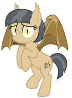 Acacia the bat pony by VectorVito