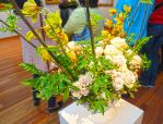 Bouquets to Art 2017 Flower Arrangement 21 by Trisaw1