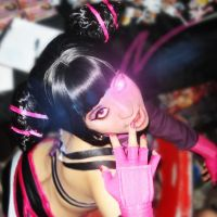Juri Han by oOPrinzessinZeldaOo