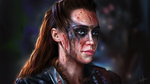 Commander Lexa by laracremon
