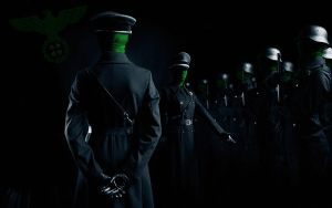 ANONYMOUS army by cytherina