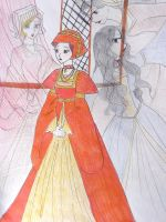Anna of Cleves by EmpressofHeaven