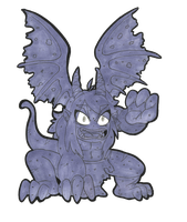 .::3 Gargoyle::. by Manicfool