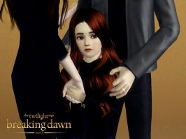 BD part 2 Renesmee Cullen The sims 3 promo by Tokimemota