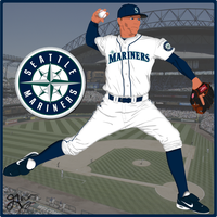 Seattle Mariners 2010 by JayJaxon