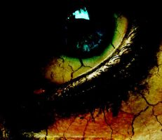 Eye of Decay by BloodSoakedRose