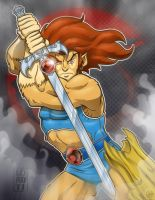 Lion-O by lordmesa
