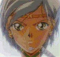 Sailor Star Light screenMosaic by smallrinilady