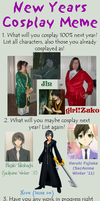 Cosplay Meme redone by CrystalRobot