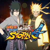 Naruto Shippuden Ultimate Ninja Storm 4 by HarryBana