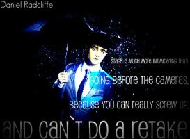 Daniel Radcliffe's quote by MIKEYCPARISII