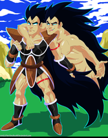 Nudity makes you stronger on this planet by PanPanBuu