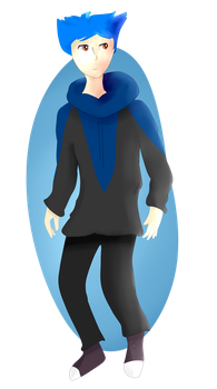 Bloo Full body and bio by bluewalljumper