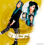 DEMI LOVATO PNG's by iCrystals