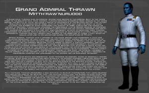 Grand Admiral Thrawn character bio [New] by unusualsuspex