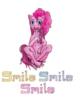 Smile Smile Smile by StripedSmoker