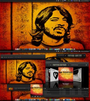 David Grohl by AlamatJacob