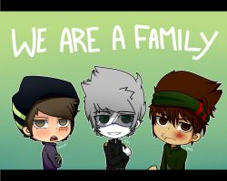 We are a Family! by Naikoh