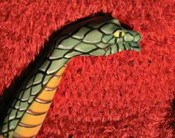 Snake by inyourcoffeemaker409