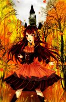 Autumn by AlcoholicRattleSnake