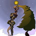B.A.D. Girls christmas request by catturd