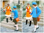 Professor Layton: Like A True Gentleman by AnyaPanda