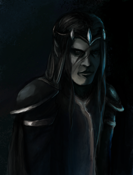 How To Colour Your Morgoth by volnaib