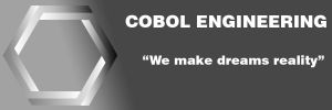 Cobol Engineering Logo by Heavy-Props-Guy